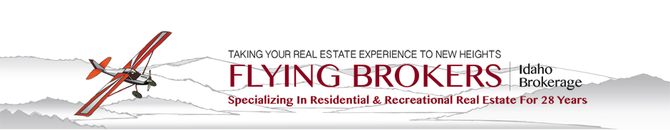 Flying Brokers dot com - Real Estate Professional - McCall, Idaho